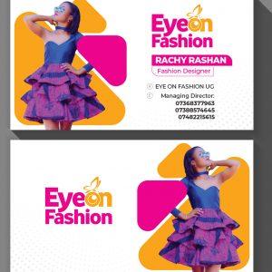 EYE ON FASHION BSS CARD